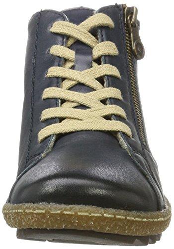 Remonte Damen R4774 Chukka Boots Blau (Pazifik)