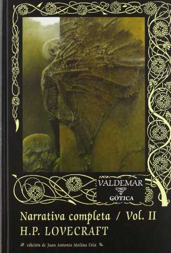 Narrativa completa - Volumen 2 (Gótica) por Howard Phillips Lovecraft
