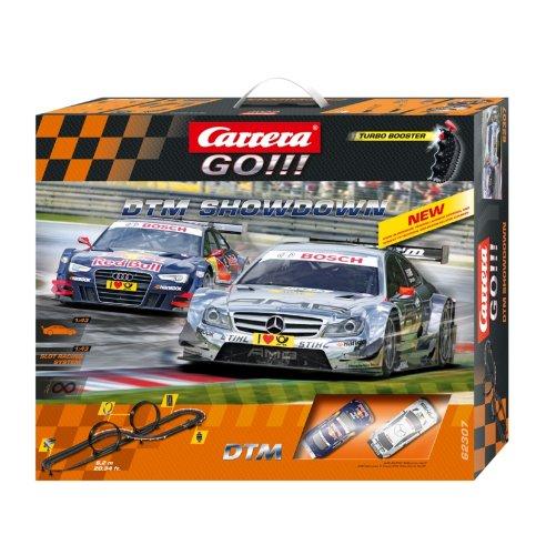 Preisvergleich Produktbild Carrera 20062307 - Go DTM Showdown, Autorennbahn