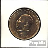 DDR Jägernr: 1535 1971 vorzüglich Neusilber vorzüglich 1971 20 Mark Thälmann (Münzen für Sammler)