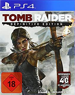 Tomb Raider: Definitive Edition - Standard Edition - [PlayStation 4] (B00I1EBQPK) | Amazon Products