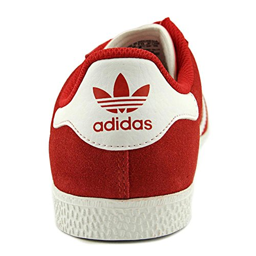 Adidas Youths Gazelle 2.0 Suede Trainers Rouge
