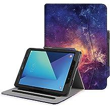"""Fintie Samsung Galaxy Tab S3 9.7 Funda, [Multi-Ángulo de Visualización] Slim Stand Case Plegable Smart Cover con Auto-Sueño / Estela para Samsung Galaxy Tab S3 9.7"""" Tablet, Galaxy"""