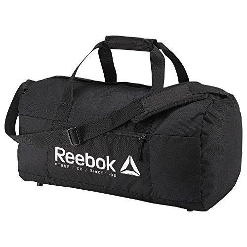 Reebok Found M Sense Tasche Sporttasche Bag (schwarz)