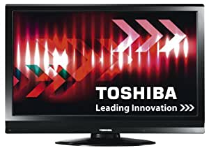 Toshiba Regza 32AV615DB 32-inch Widescreen HD Ready LCD TV with Freeview (2012 model) (discontinued by manufacturer)