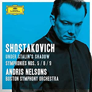 Shostakovich: Symphony Nos. 5, 8 & 9; Incidental Music To Hamlet