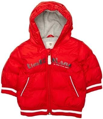 Timberland T96178 Baby Boy's Coat Poppy 6 Months