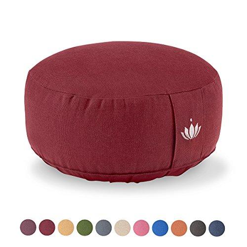 Lotuscrafts Meditation Cushion LOTUS – Organic Cotton