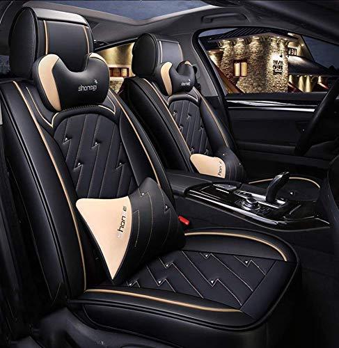 edersitzbezüge vorne und hinten, Airbag-kompatibel, Five Seasons Universal Sitzbezug, C,EIN ()