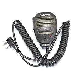 Baofeng Lautsprecher Mikrofon Hand Transceiver Amateur Radio-uv-5r