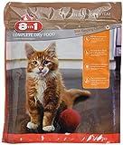 8in1 Katze Kitten und Junior Huhn (Trockenfutter für Junge Kätzchen bis 12 Monate mit Hühnchen), 340 g