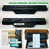 Batería Nueva Compatible para Portátiles HP - Compaq 610 P/N 451086-421 491278-001 HSTNN-LB51 CQ610 Li-Ion 10,8v 5200mAh
