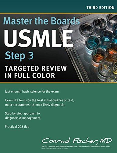 Master the Boards: USMLE Step 3 por Conrad, MD Fischer