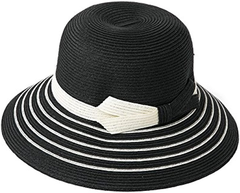 ... superiori a EUR 30. GYH MaoZi LJHA Cappello da Sole Sole da  Prossoezione Solare Cappello di Paglia Donna Estate Selvaggia f990ca271c1b