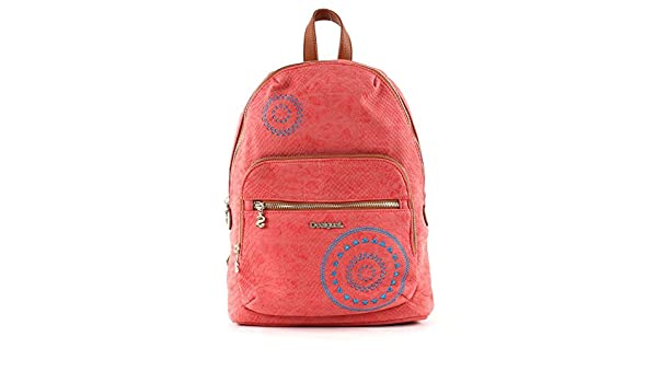 Desigual Sac A Dos Lima Calypso Rose 72x9yk5 Amazon Co Uk Shoes Bags