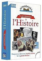 Almabook Les dessous de l'Histoire 2016
