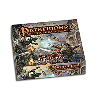 Paizo Publishing Pathfinder Adventure Card Game: Rise of the Runelords Base Set