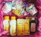 Canastilla WELEDA BIO para Bebé y Mamá | Contiene: Productos Weleda...