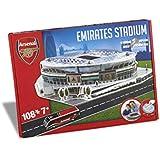 Arsenal 'Emirates' Stadium 3D Puzzle