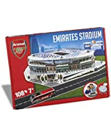 Arsenal 'Emirates' Stadion 3D Puzzle