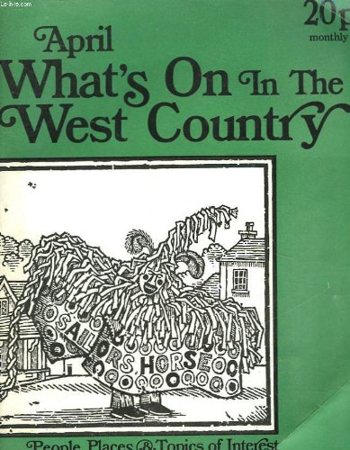 WHAT'S ON IN THE WEST COUNTRY