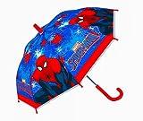 Marvel Spiderman ragazzi ombrello