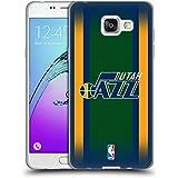 Officiel NBA Gradient De Demi-Teinte Utah Jazz Étui Coque en Gel molle pour Samsung Galaxy A5 (2016)