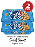 SEA OF THIEVES Chips Ahoy Original Kekse - 2er Pack (2x369g) mit Promo-Code