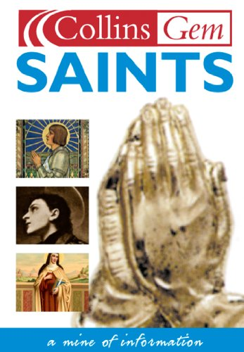 Saints (Collins Gem) (English Edition) (Oxford Dictionary Of Saints)