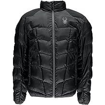 Spyder Geared Synthetic Down Jacket-Giacca da sci da uomo
