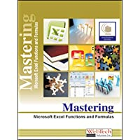 Mastering Microsoft Excel Functions and Formulas