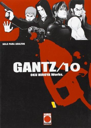 GANTZ 10 (COMIC) por HIROYA OKU