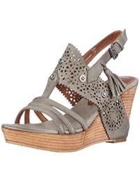 JETTE Natural Choice Wedge Sandal 63/21/02039 Damen Sandalen