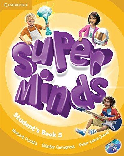 Super minds student's book 5