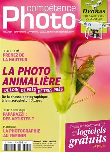 Book's Cover of Compétence Photo n 41  La photo animalière