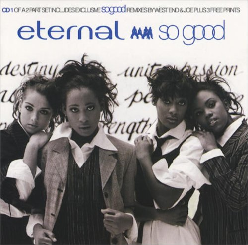 SO GOOD CD UK EMI 1994