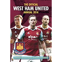 Official West Ham United FC Annual 2014