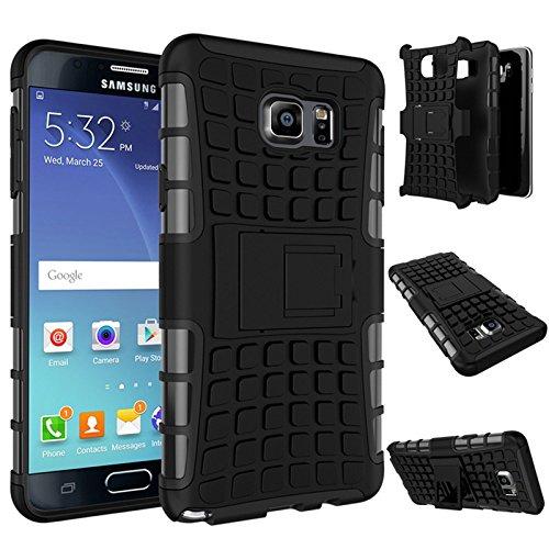 NWNK13 ® Coque arrière rigide ultra résistante multiusage Smart avec béquille pour Samsung Galaxy S7