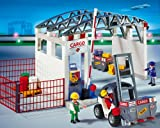 PLAYMOBIL® 4314 - Cargohalle mit Gabelstapler