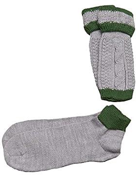 Loferl L479-0319 grau grün