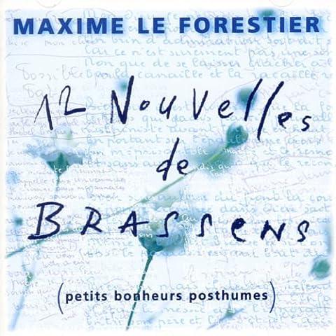 12 Nouvelles de Brassens - Petits bonheurs