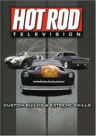 Hot Rod TV: Custom Builds & Extreme Skills [Import USA Zone 1]