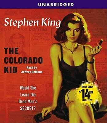The Colorado Kid King, Stephen ( Author ) Jan-01-2008 Compact Disc