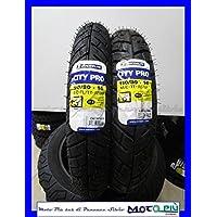 Par gomas Michelin City Pro 90/80 – 16 + 110/80 – 14