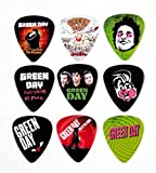 Green Day Chitarra Picks Set di 9 Plettri