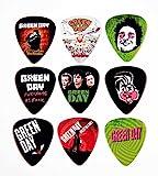 Green Day Chitarra Picks Set di 9 Plettri