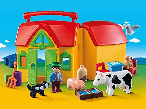 PLAYMOBIL 6962 – Mein Mitnehm Bauernhof - 2
