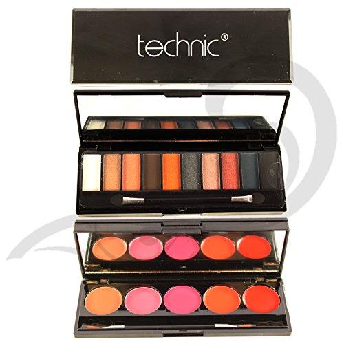 Technic Palette Yeux/Lèvres