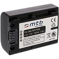 Batería NP-FV50 para Sony HDR-CX180, CX190, CX200, CX210, CX300, DR-CX305, CX350... (ver descripción)