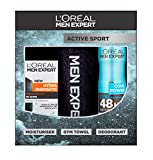 Best Gifts For Men Under 30s - L'Oreal Men Expert Active Sport 3-Piece Gift Set Review